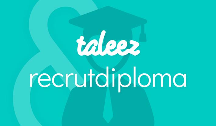 Taleez + Recrutdiploma - VF