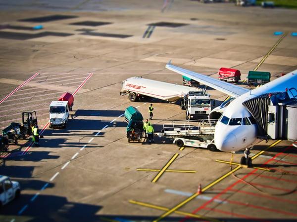 Avion et opérateurs du transport